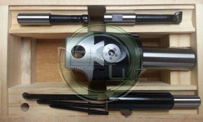 Cabeçote de broquear e mandrilhar hp 25 Neboluz